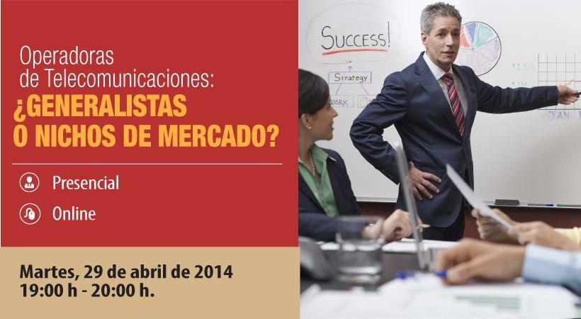 Seminario Vodafone en EUDE Business School
