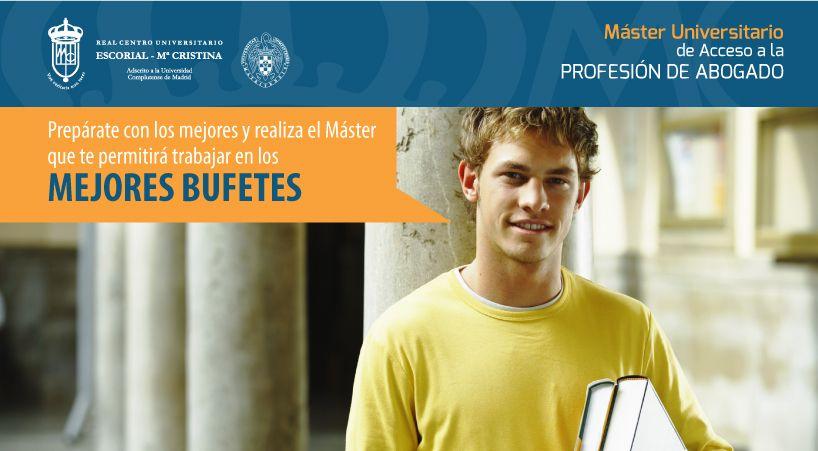 Foto - Presentación del Máster oficial de Acceso a la Abogacía en EUDE