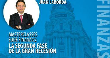 Foto de - 'MasterClasses EUDE Finanzas': La segunda fase de la gran recesión