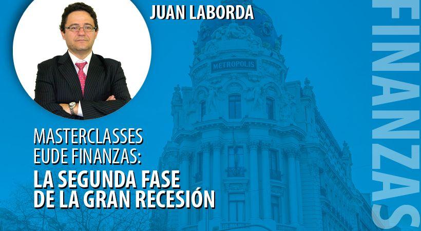 Foto - 'MasterClasses EUDE Finanzas': La segunda fase de la gran recesión