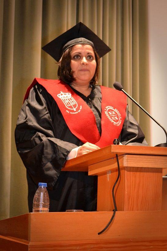 Graduación EUDE Business School