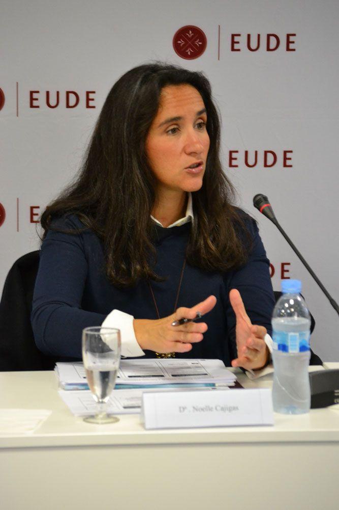 Noelle Cajigas, Directora de Mercado de Capitales de BNP Paribas