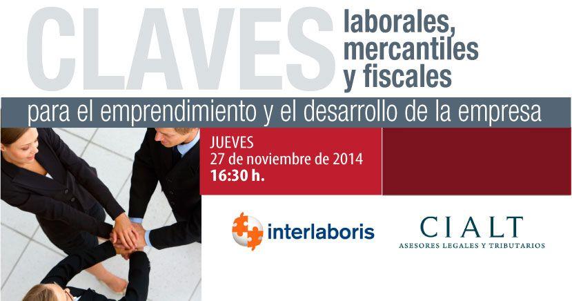Foto - Claves laborales, mercantiles y fiscales para la empresa