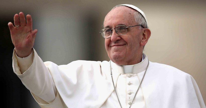 Papa Francisco en el Parlamento Europeo