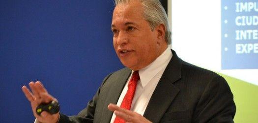 Eduardo E. JAÉN antiguo Administrador General de la Autoridad Nacional para la Innovación (AIG) de Panamá