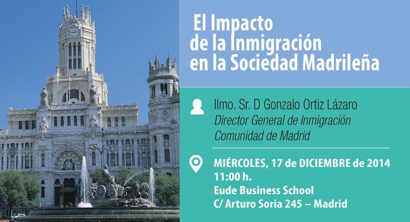 Inmigración en Madrid