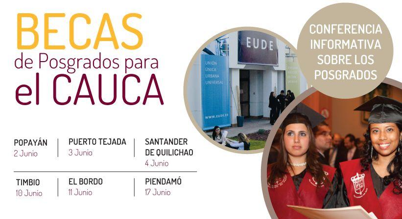Foto - EUDE en Popayán: Las claves de estudiar una Maestría en Europa