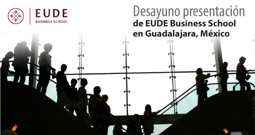 Presentación de EUDE en Guadalajara