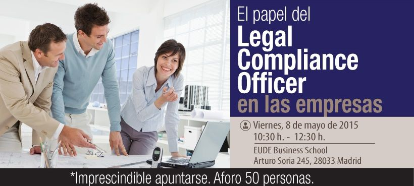 El papel del legal officer en las empreas