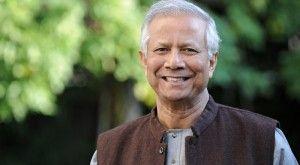 Muhammad Yunus, premio Nobel de la Paz y primer emprendedor social