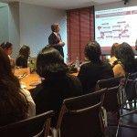 Visita Ciudad Financiera del Banco Santander