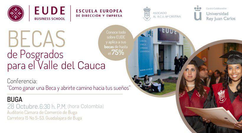Foto - EUDE en BUGA (Colombia). Las claves de estudiar una Maestría en Europa