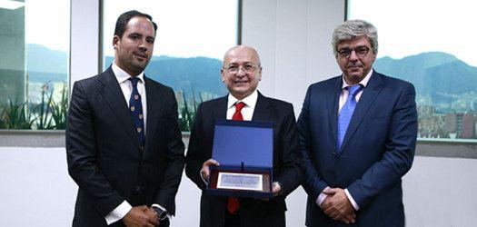 master honoris causa EUDE Business School
