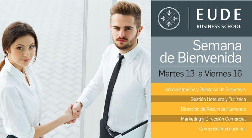 Foto - Semana de Bienvenida – EUDE Business School
