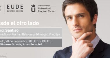 Foto de - Seminario: ¡Desde el otro lado! con Jordi Santiso (Inditex)