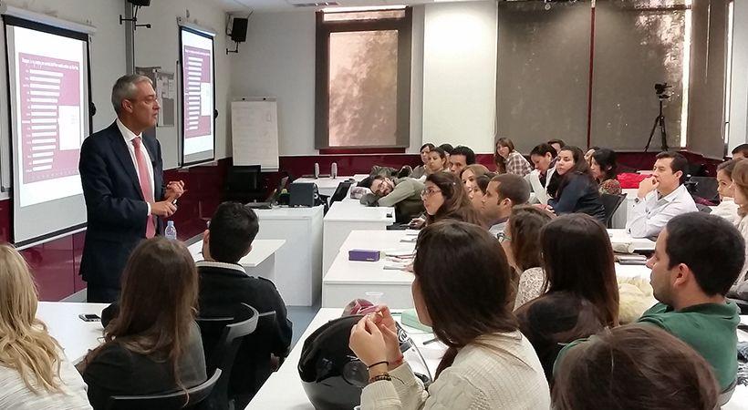 Conferencia Liderazgo Jesús Briones Cepsa