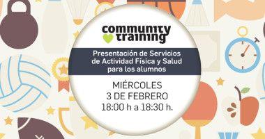 Foto de - Presentación Community Training – EUDE Business School