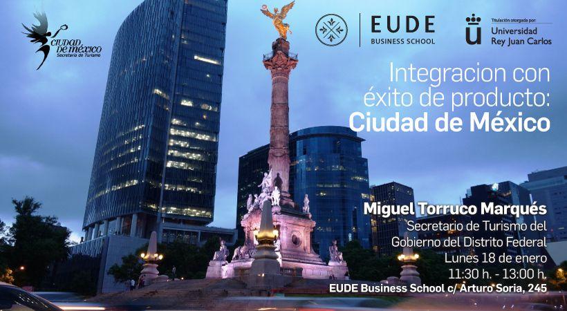 Conferencia Mexico Turismo