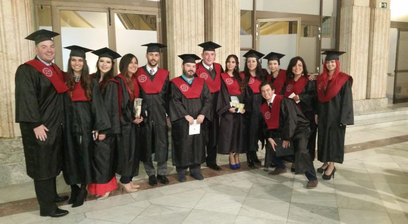graduacion EUDE noviembre 2016