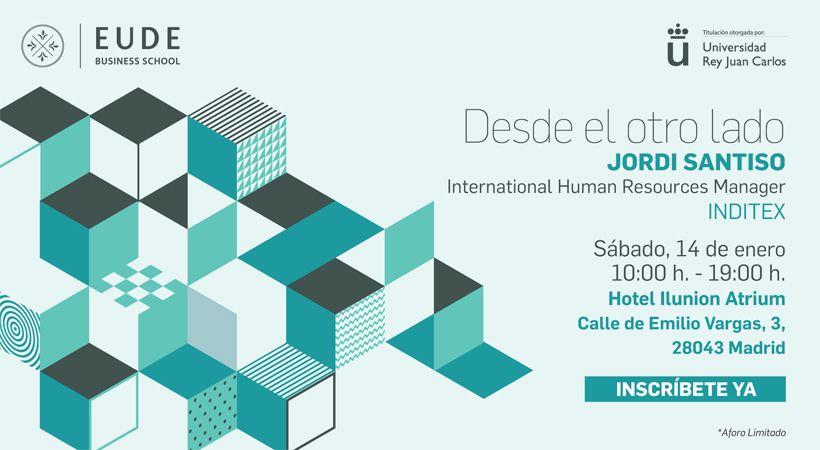Foto - Seminario 'Desde el Otro Lado' con Jordi Santiso
