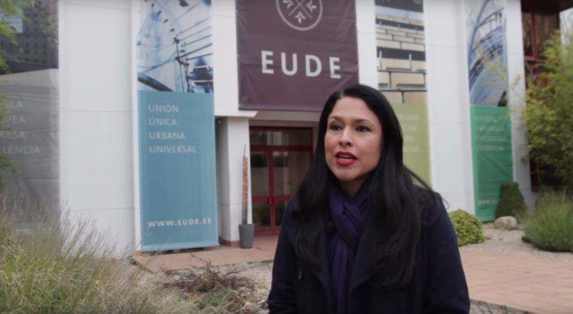 alumna EUDE Marla Reyes