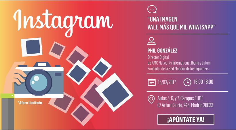 Foto - Digital Trend Month de EUDE-Instagram
