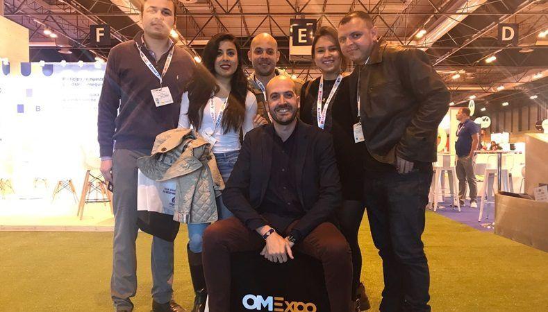 Estudiantes de EUDE presentes OMExpo