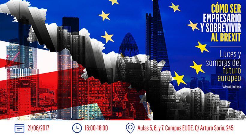Foto - Seminario: Cómo ser empresario y sobrevivir al Brexit. Luces y sombras del futuro europeo.