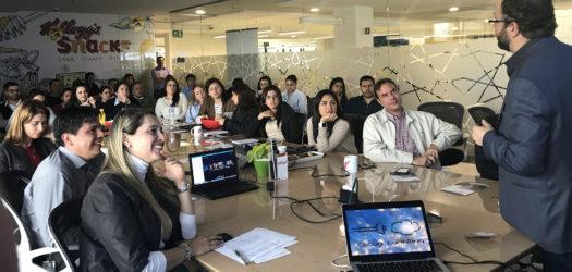 charla Google en Kellogs colombia