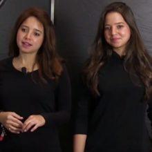 Laura y Leonor Florentino