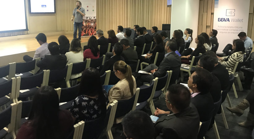 EUDE celebra charla en BBVA Colombia