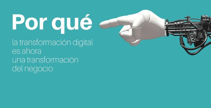 transformación digital del negocio