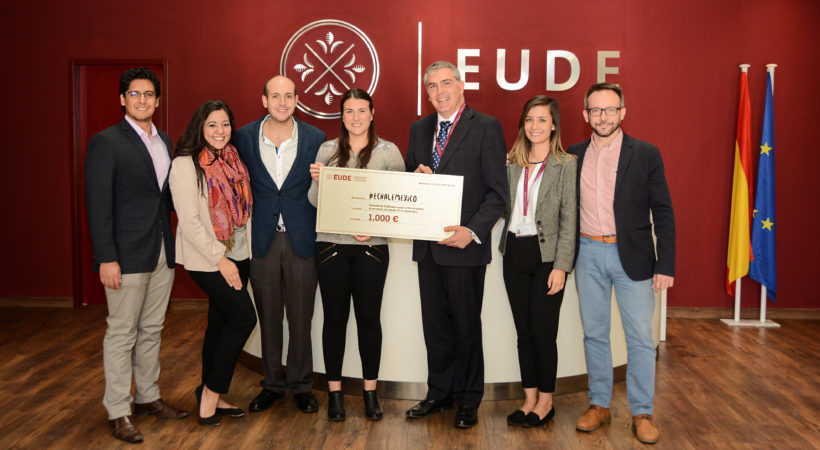 eude business school colabora con fundacion echale mexico