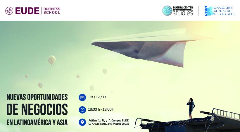 Foto - Nuevas oportunidades de negocios en Latinoamérica y Asia
