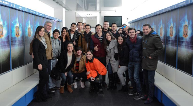 Visita EUDE Real Federacion Española de Futbol