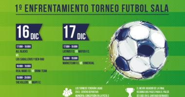 segundo torneo futbol eude