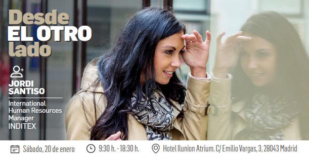 Foto - Seminario EUDE: 'Desde el otro lado' a cargo de Jordi Santiso, Internacional Human Resources del grupo Inditex
