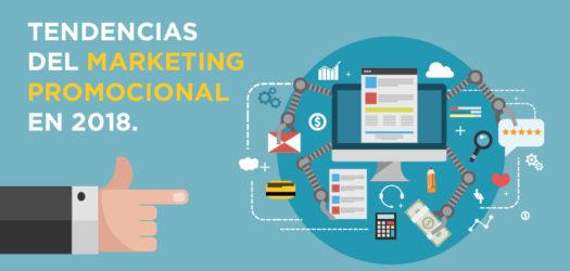 tendencias del marketing promocional en 2018