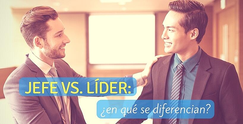 jefe vs lider