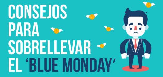 Consejos para combatir el Blue Monday