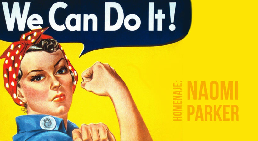 "Homenaje a Naomi Parker Fraley, la mujer que inspiró el cartel de ""We can do it!"""