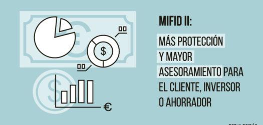 MIFID II: Más protección y mayor asesoramiento