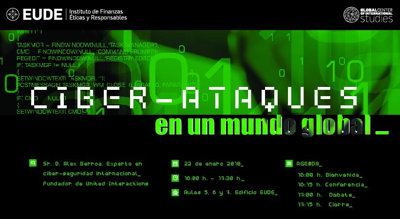 Foto - Ciber Ataques en un mundo Global