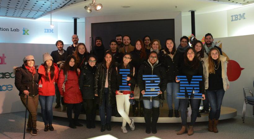 IBM abre sus puertas a los alumnos de EUDE Business School