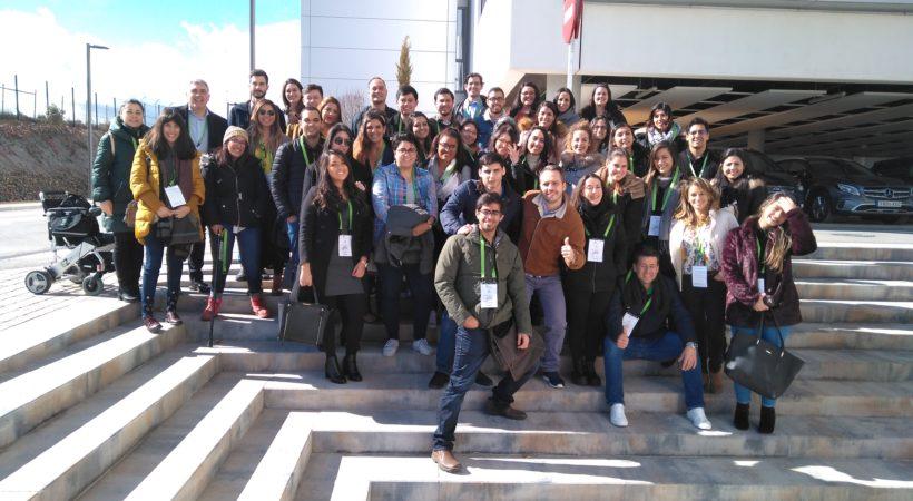 Las visitas de la semana en EUDE Business School