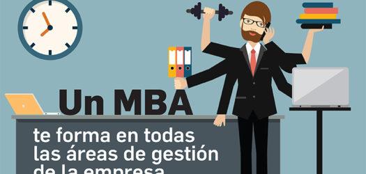 """""""Un MBA es un gimnasio mental para crecer en conocimientos, habilidades y actitudes enfocadas a la empresa"""""""