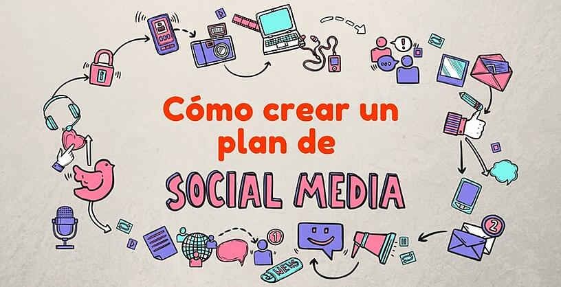 plan de social media