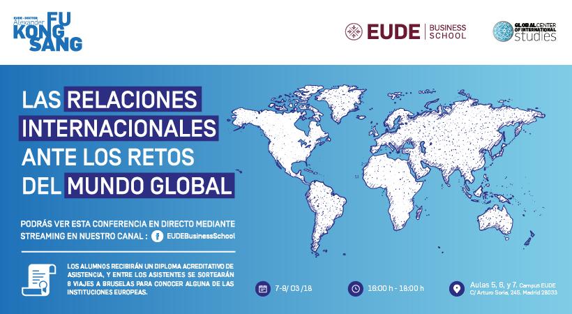 Foto - Seminario: Las Relaciones Internacionales ante los Retos del Mundo Global