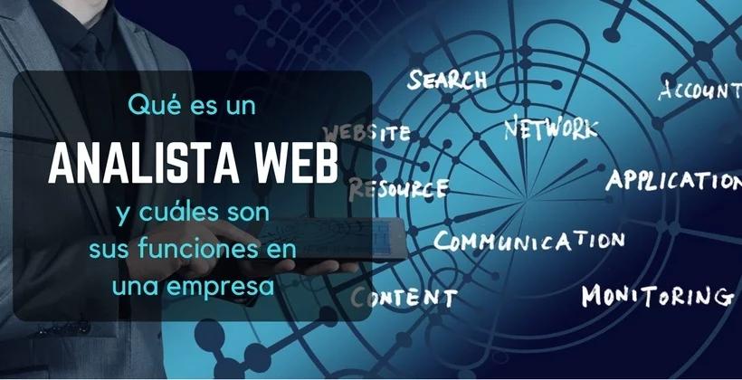 analista web