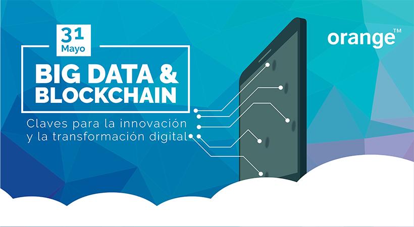 """Foto - Orange – """"Big Data y Blockchain: claves para la innovación y la transformación digital"""""""
